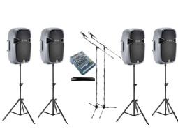 Conference sound rental