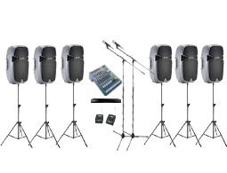 Conference rental sound