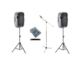 Conference sound rental package 1