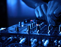 Hire one of our DJ's and enjoy amazing music all party long
