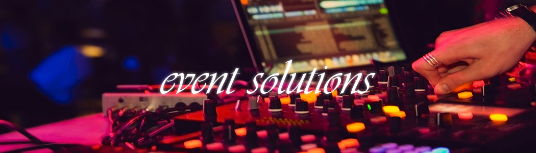 PM Audio Visual eventing solutions