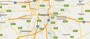 Delivery to Pretoria